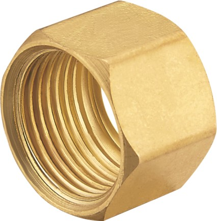 80103 Brass Compression Nut