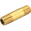 80402 Brass Pipe Nipple